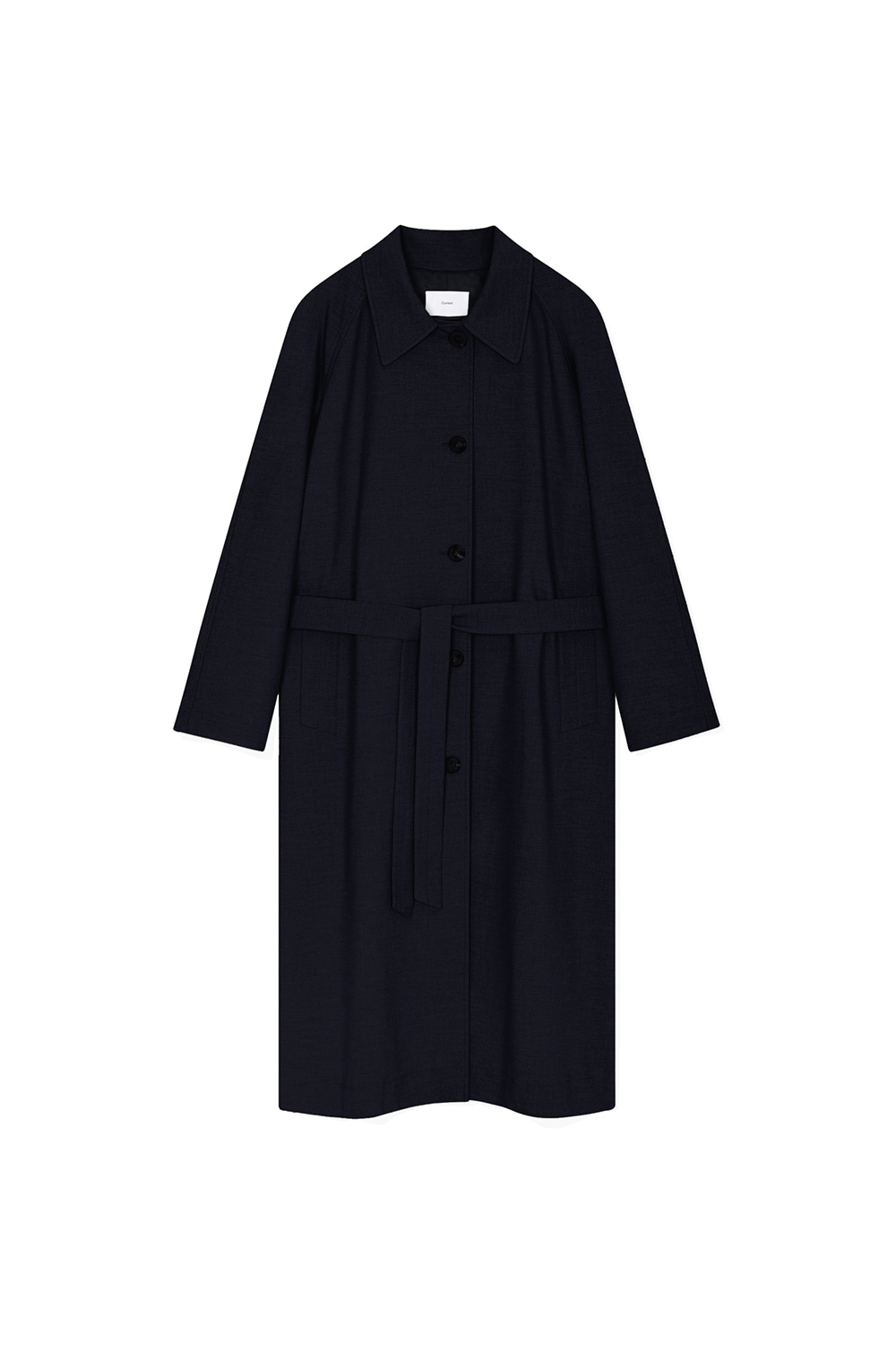 Over Trench Coat Women JA [Dark Navy]